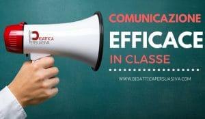 Corso di COMUNICAZIONE EFFICACE IN CLASSE