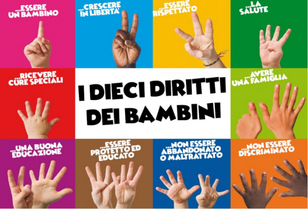 Giornata Mondiale dei Diritti dell'Infanzia