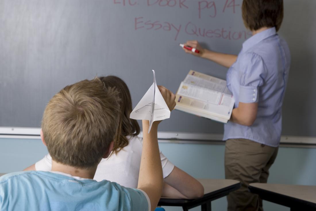 GESTIONE IN CLASSE DI BAMBINO CON D.O.P.